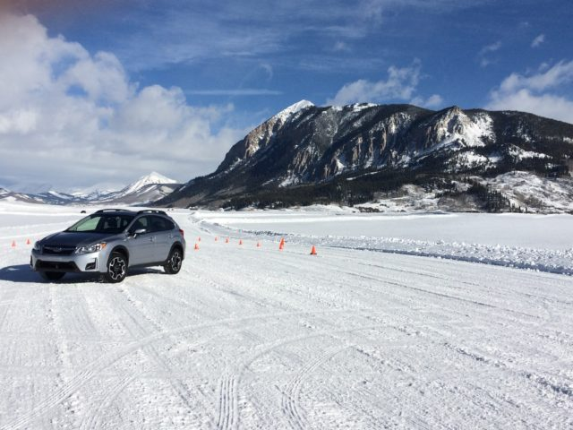 Location sound recordist services for a Subaru Commercial in Crested Butte, Colorado. Nick Teti, Mister Photon Media, all Colorado sound man.