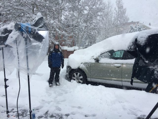 The Weather Channel / NBC, Nick Teti, Mister Photon Media, Colorado.